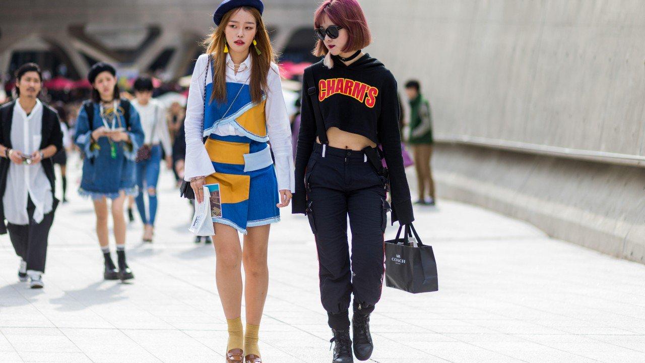 Beberapa Model Baju Wanita Ala Korea Yang Wajib Anda Coba