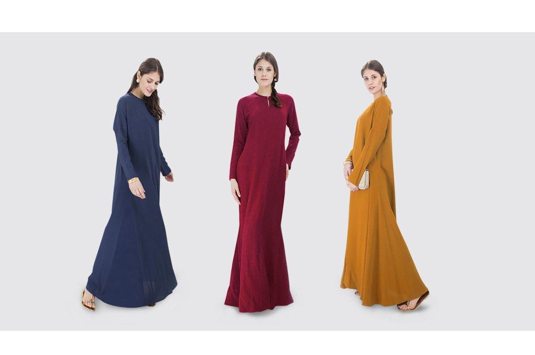 Model Baju Muslimah Modern